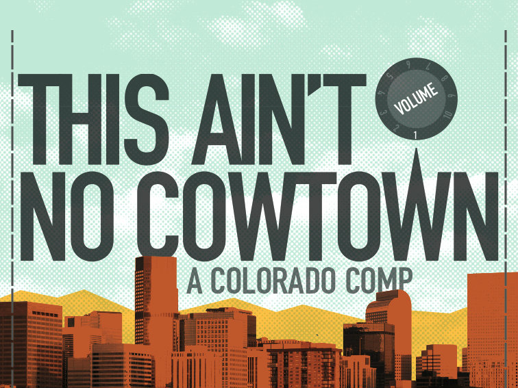 photo: This Aint no Cowtown album
