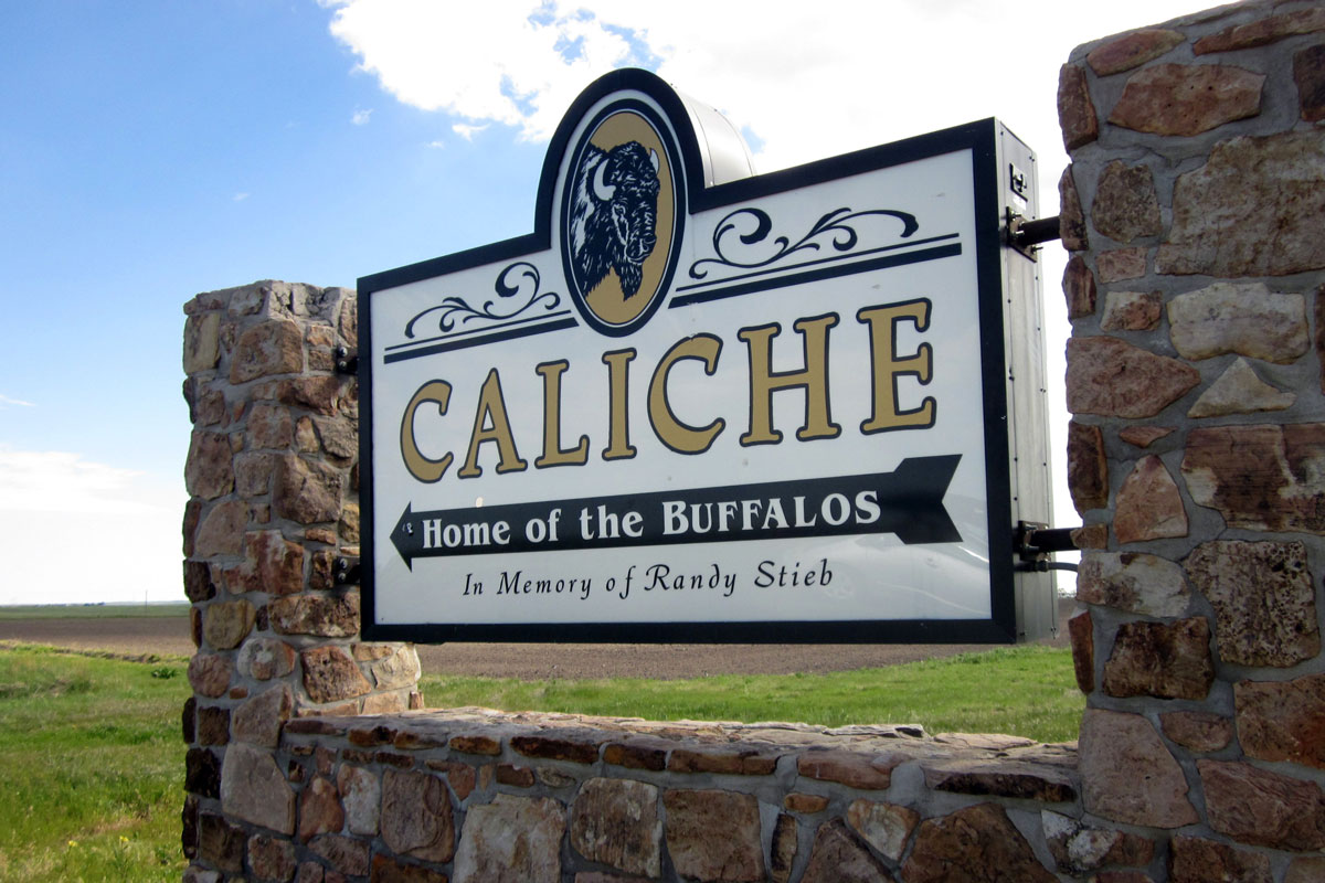 <p>Caliche Junior-Senior High School is located in rural Logan County, just outside of Iliff, Colo.</p>