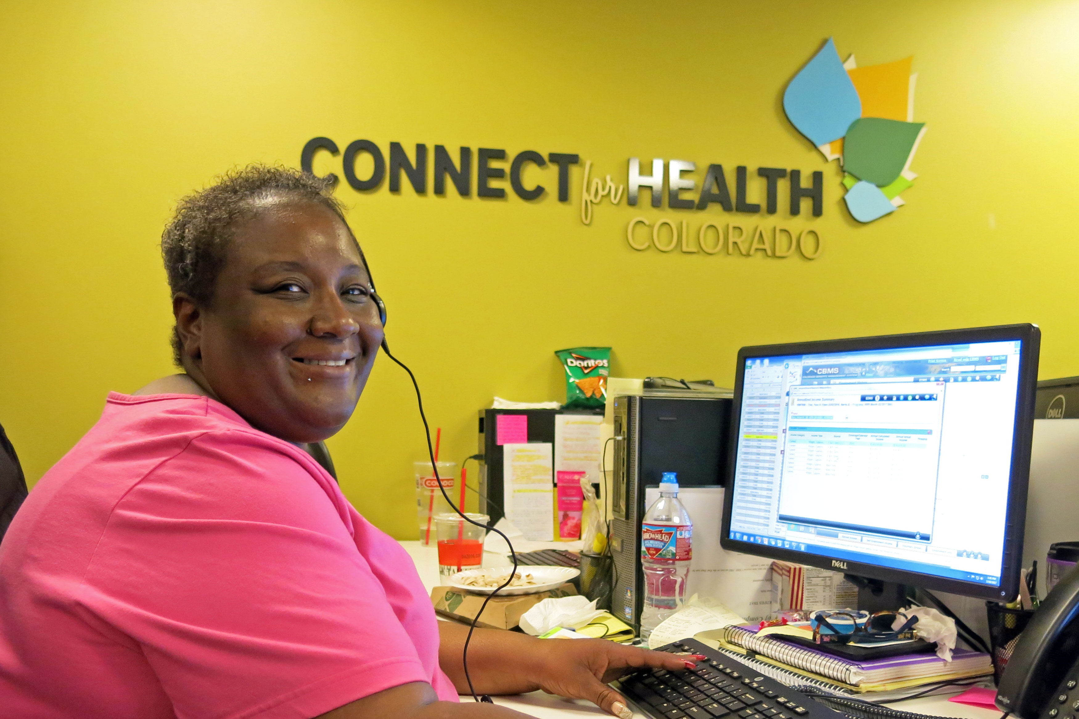 Photo: Connect For Health | C4HC call center - JDaley