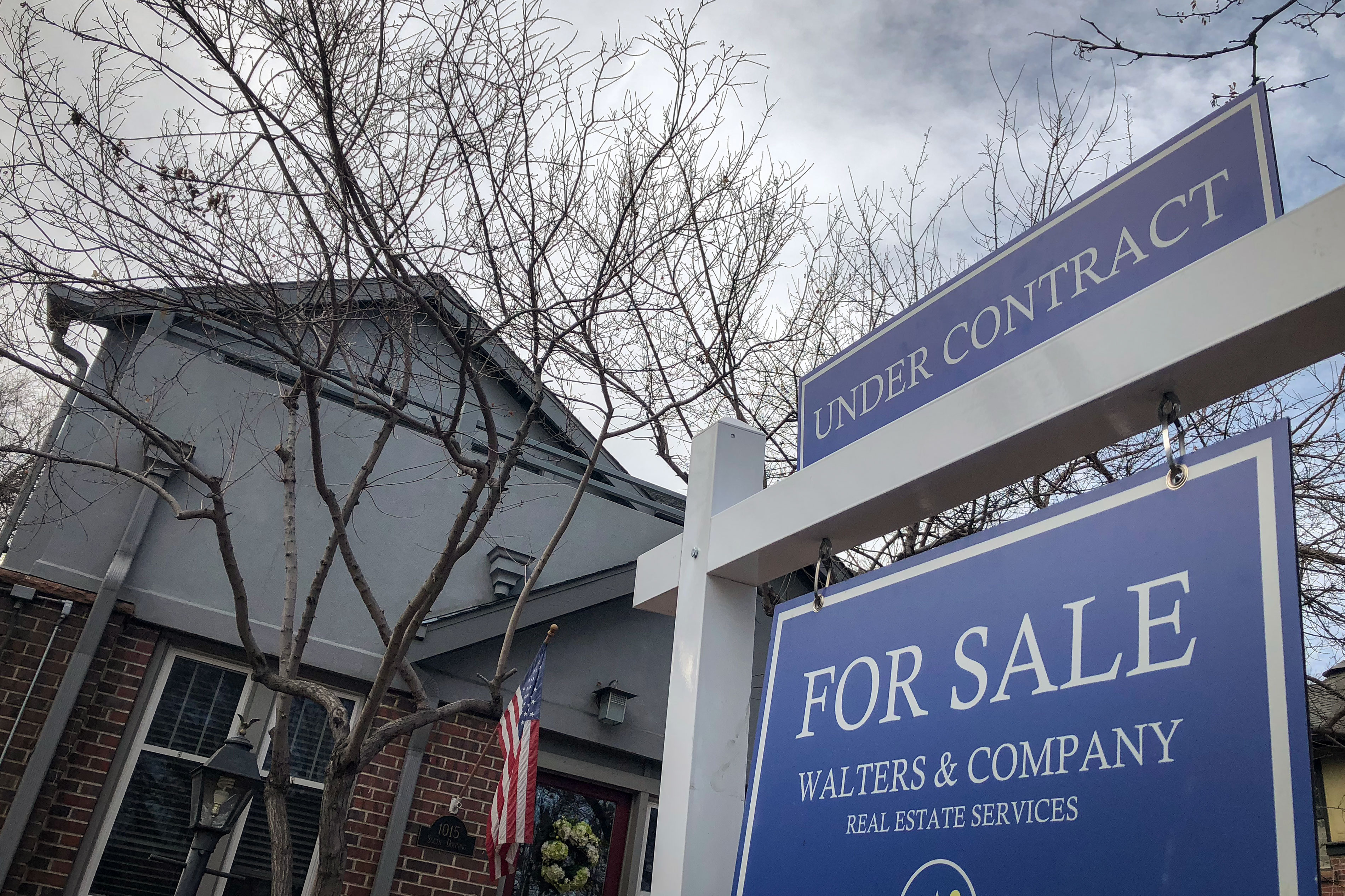 "A home with a sign advertising it is ""for sale"" also has another sign that is familiar for buyers in the hot Denver market: ""under contract."" December closed with the lowest number of active listings Denver has ever seen."