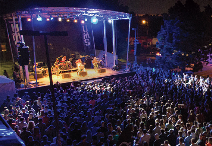 Photo: 2017 OpenAir Summer Music Festival Guide