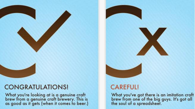 Photo: Craft beer app