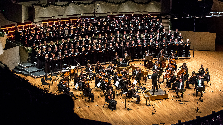 Photo: Colorado Symphony Chorus celebrates 30 years