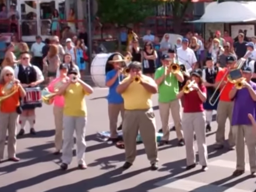 Photo: Denver Brass flash mob thumbnail