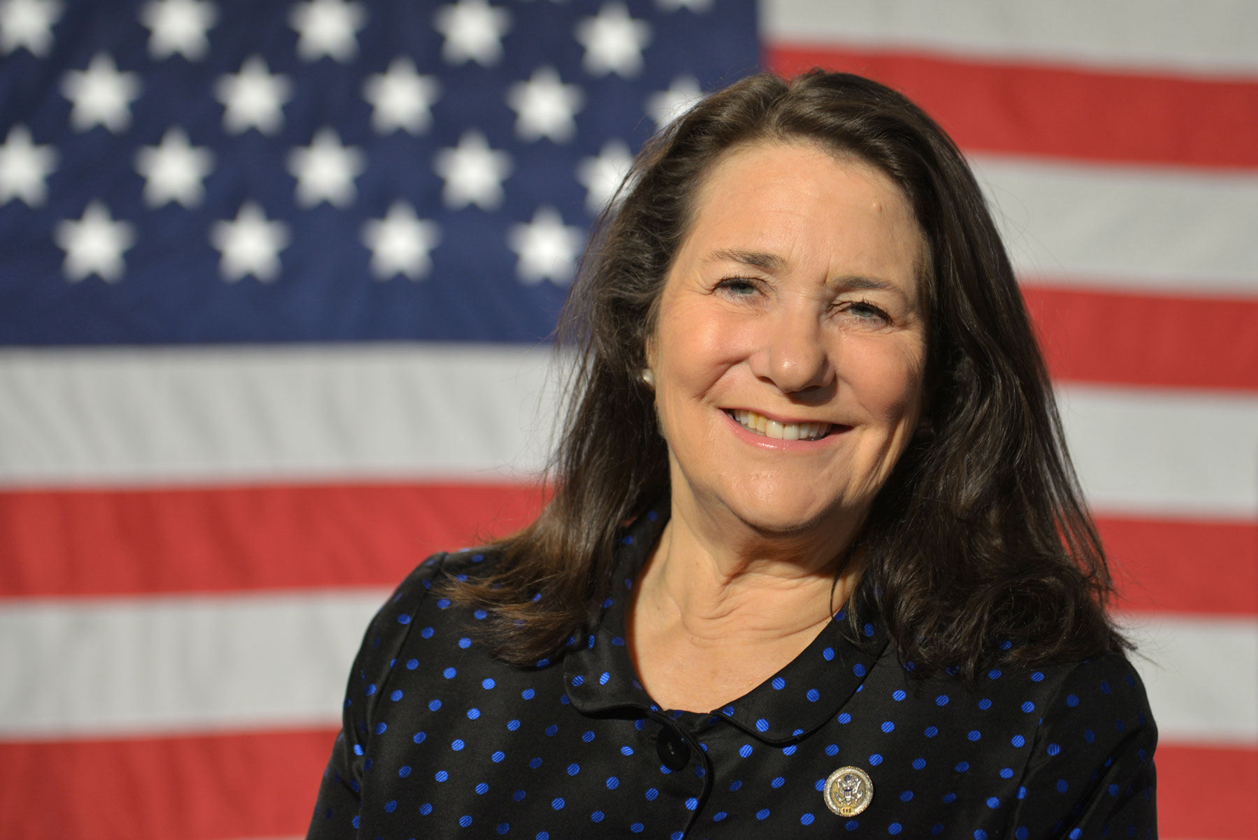 <p>Rep. Diana DeGetteat the Democratic election night party on Tuesday, Nov. 6, 2018.</p>  <p></p>