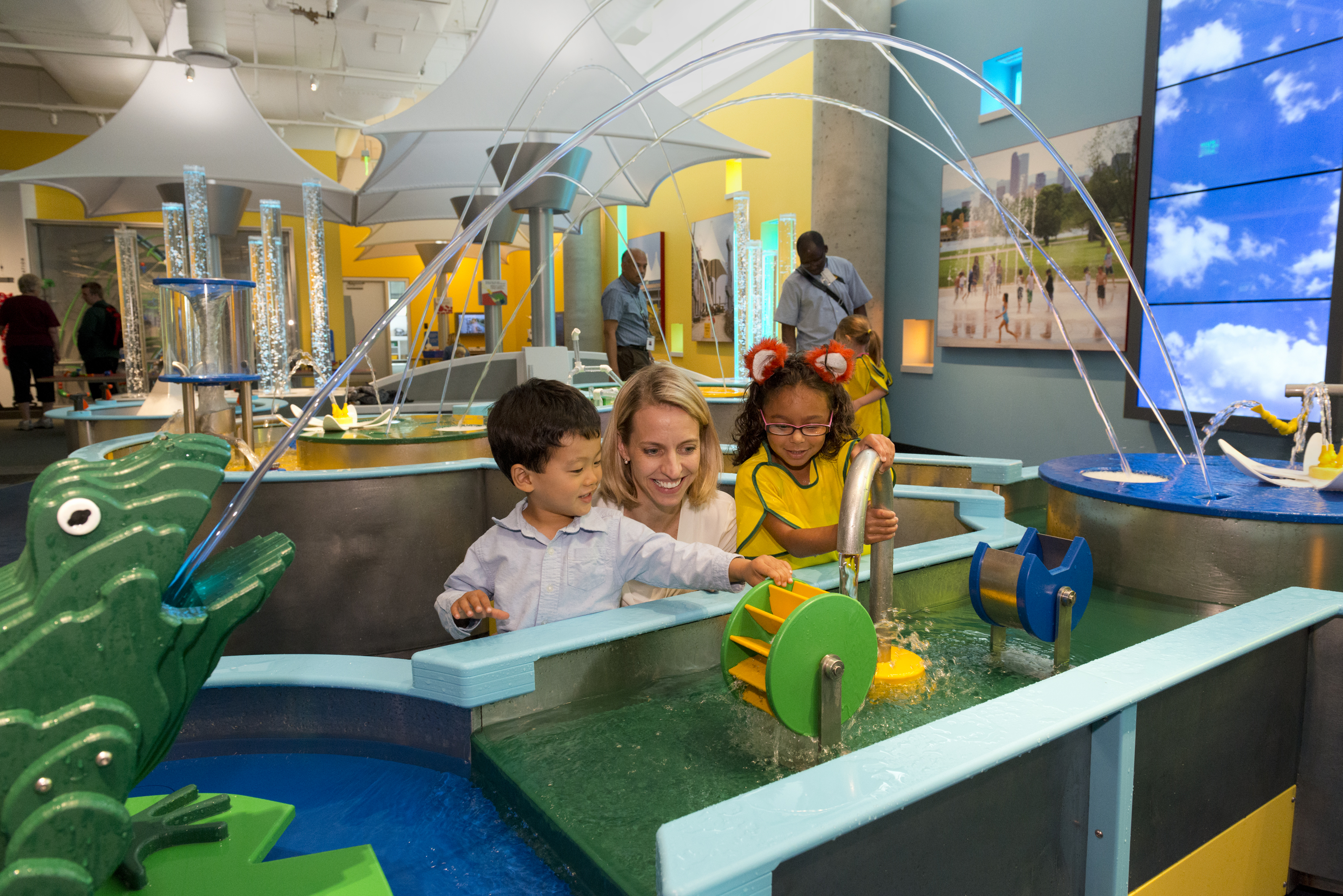 Photo: DMNS Discovery Zone