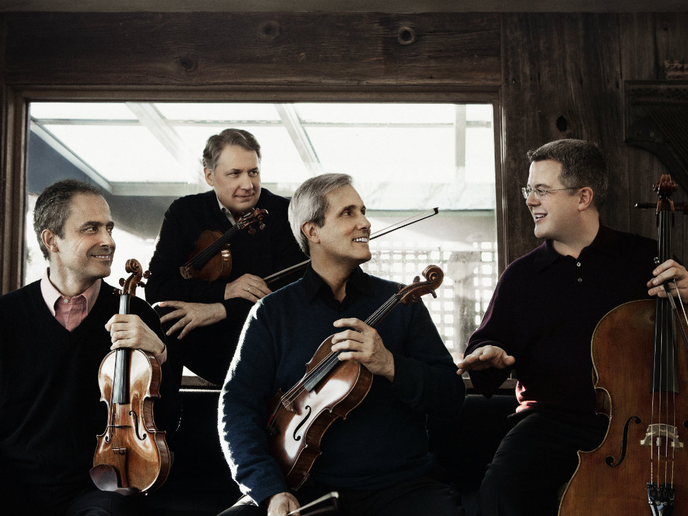 Photo: Emerson String Quartet
