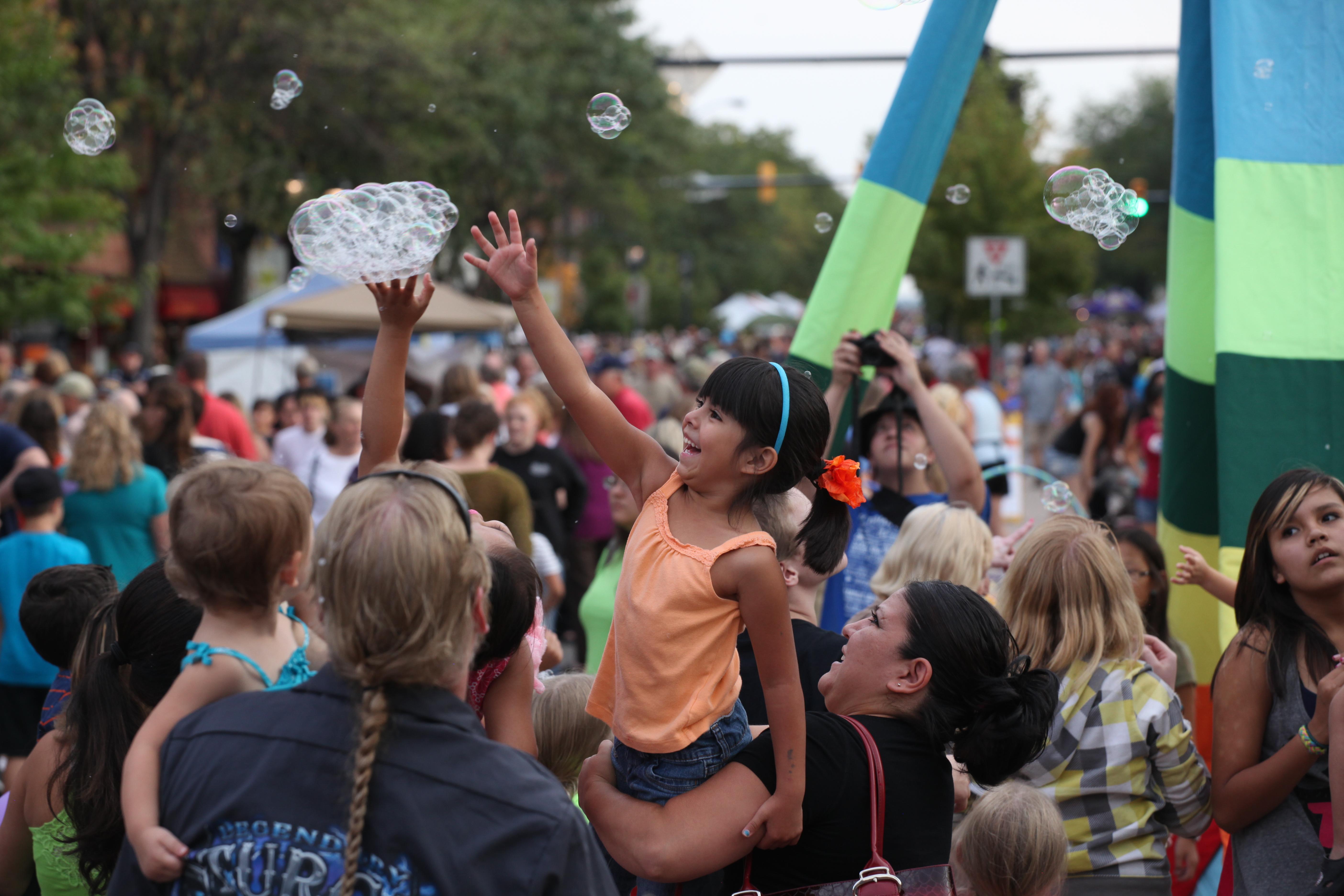 Photo: Longmont becomes creative district