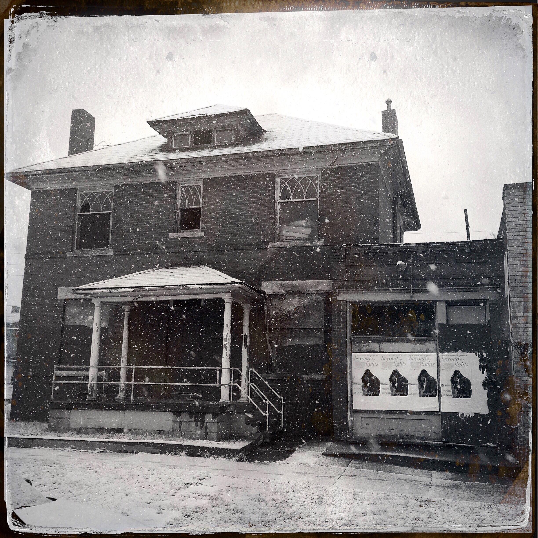 Neal Cassady's home on Champa Street