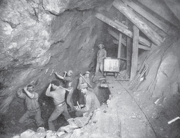 Photo: Gold King Mine, 1899