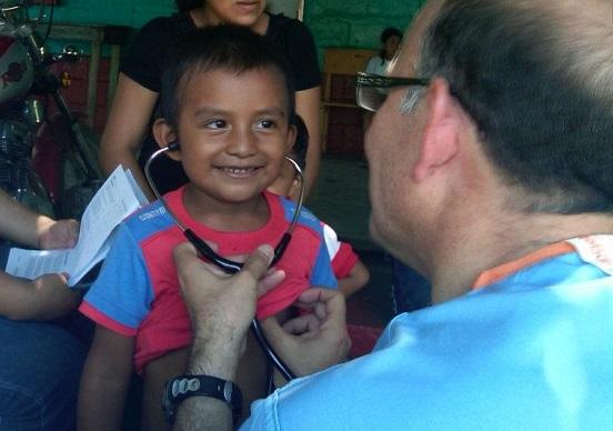 Photo: Guatemala medical clinic