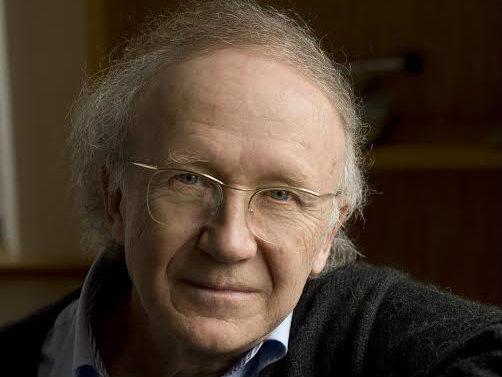 Photo: Composer Heinz Holliger