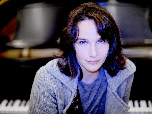 Photo: Helene Grimaud, pianist