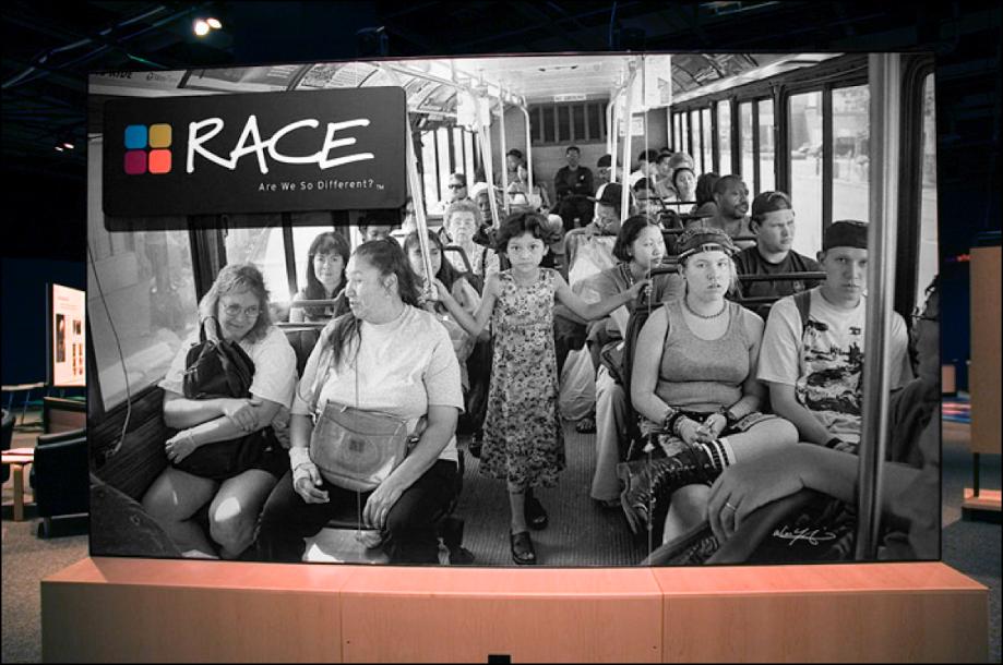 Photo: History Colorado Race Exhibit