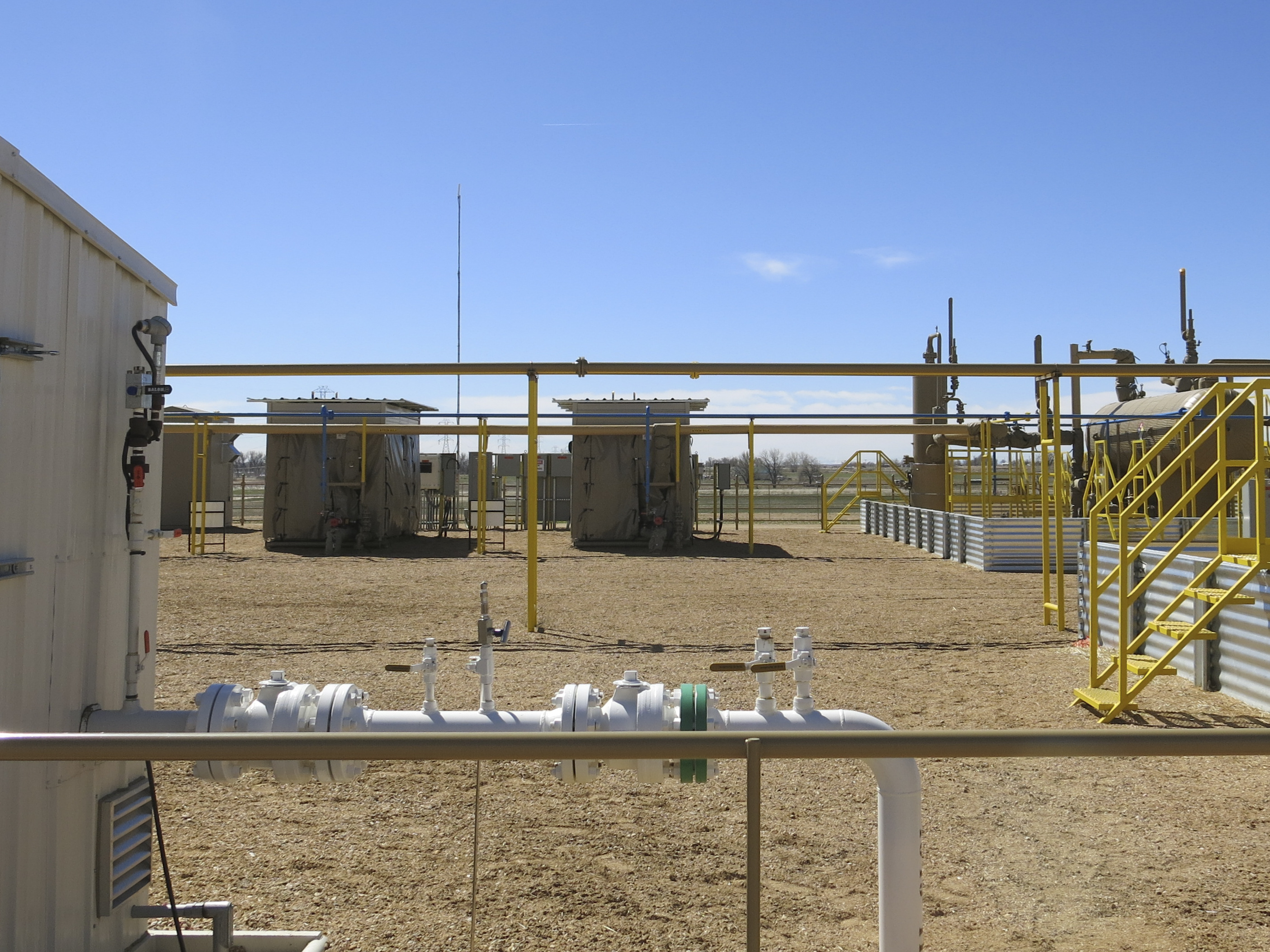 Photo: Methane 3 | Wide tankless facility
