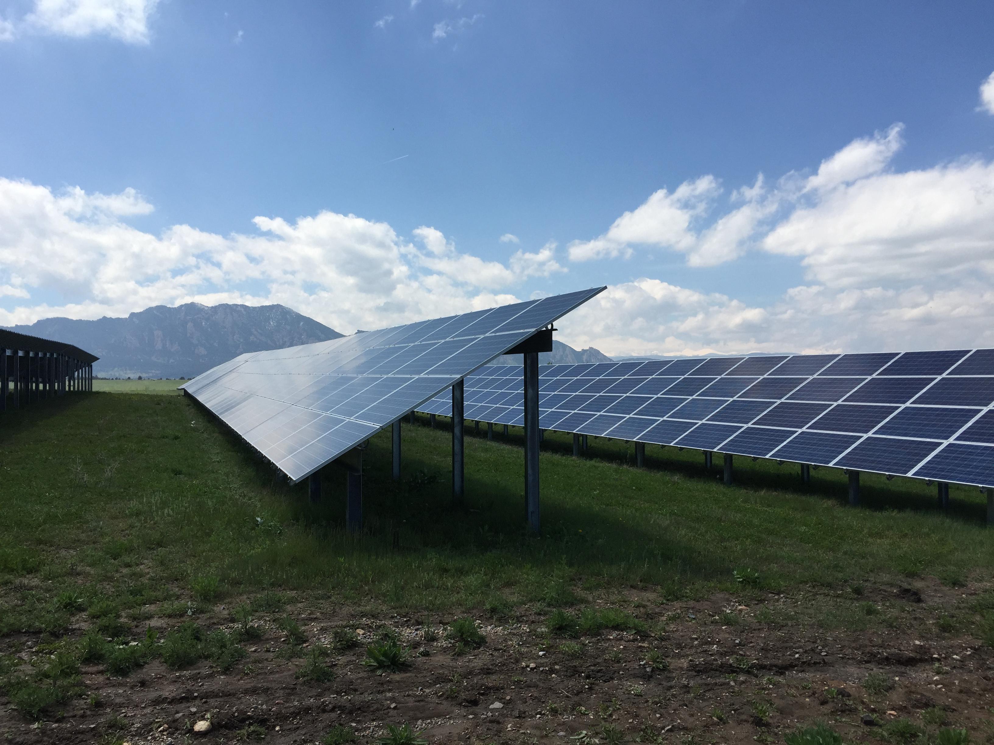 Community Solar garden (STAFF)