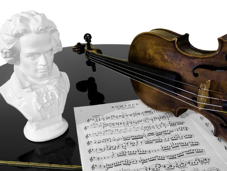 Photo: Beethoven bust