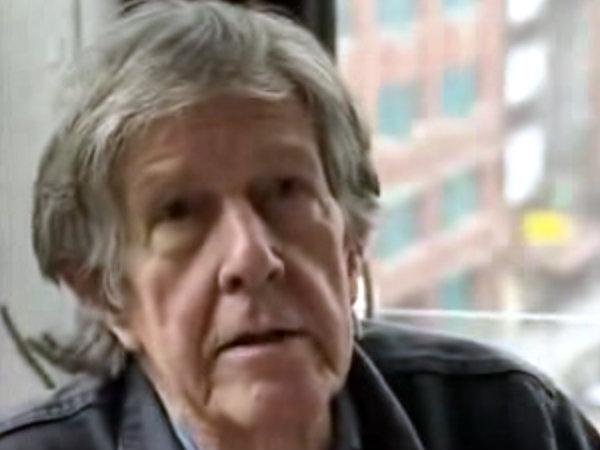 Photo: John Cage