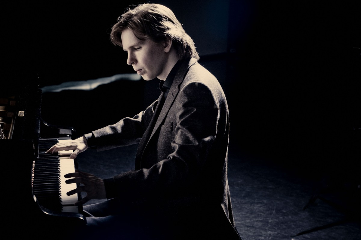 Photo: Pianist Juho Pohjonen