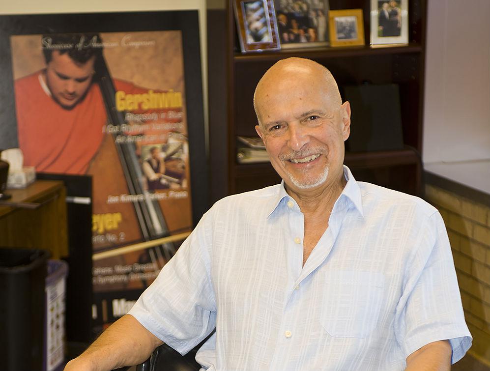 <p>Colorado Symphony chief executive Jerry Kern</p>