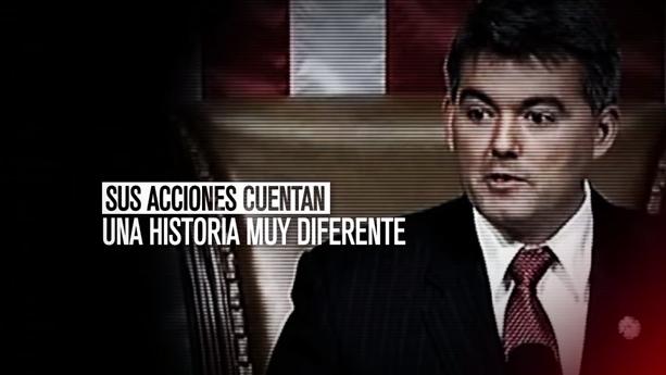 Photo: Spanish-language political ad -- Gardner