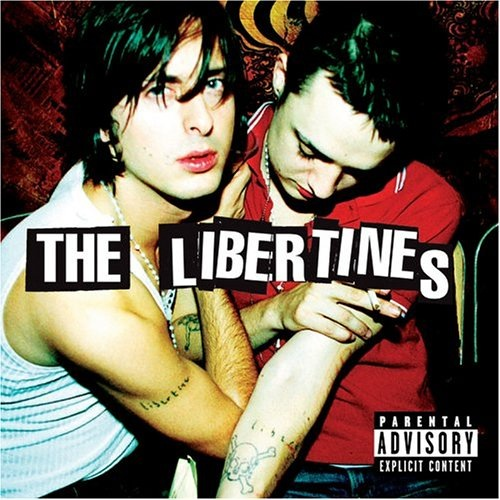 photo: The Libertines album cover