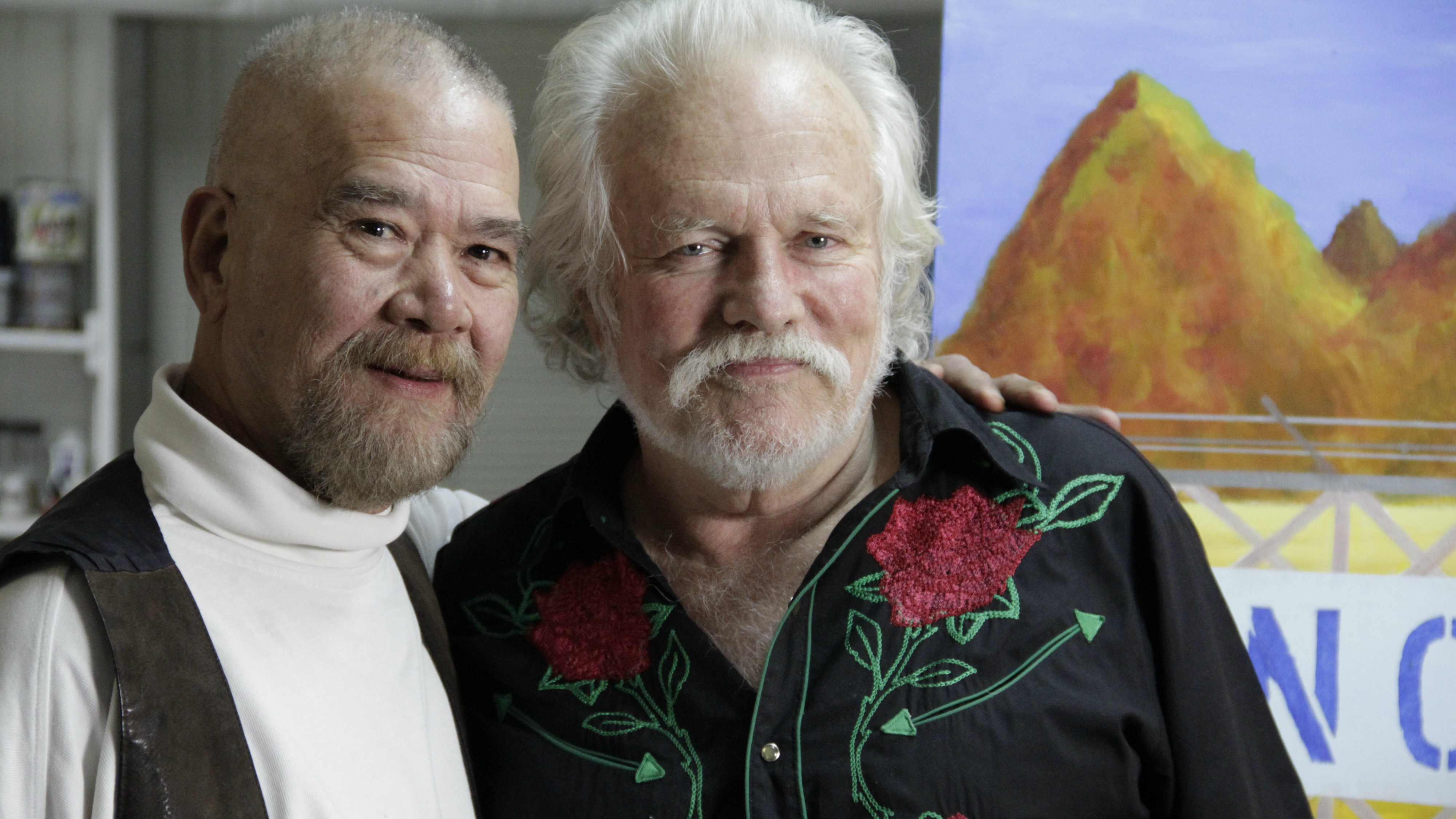 Photo: 'Limited Partnership' film gay marriage