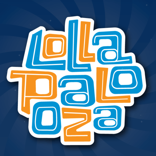 photo: Lollapalooza logo