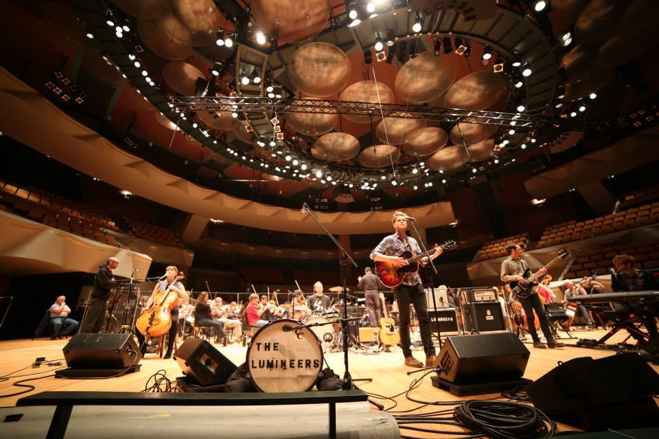 The Lumineers Rehearse with the Colorado Symphony 22