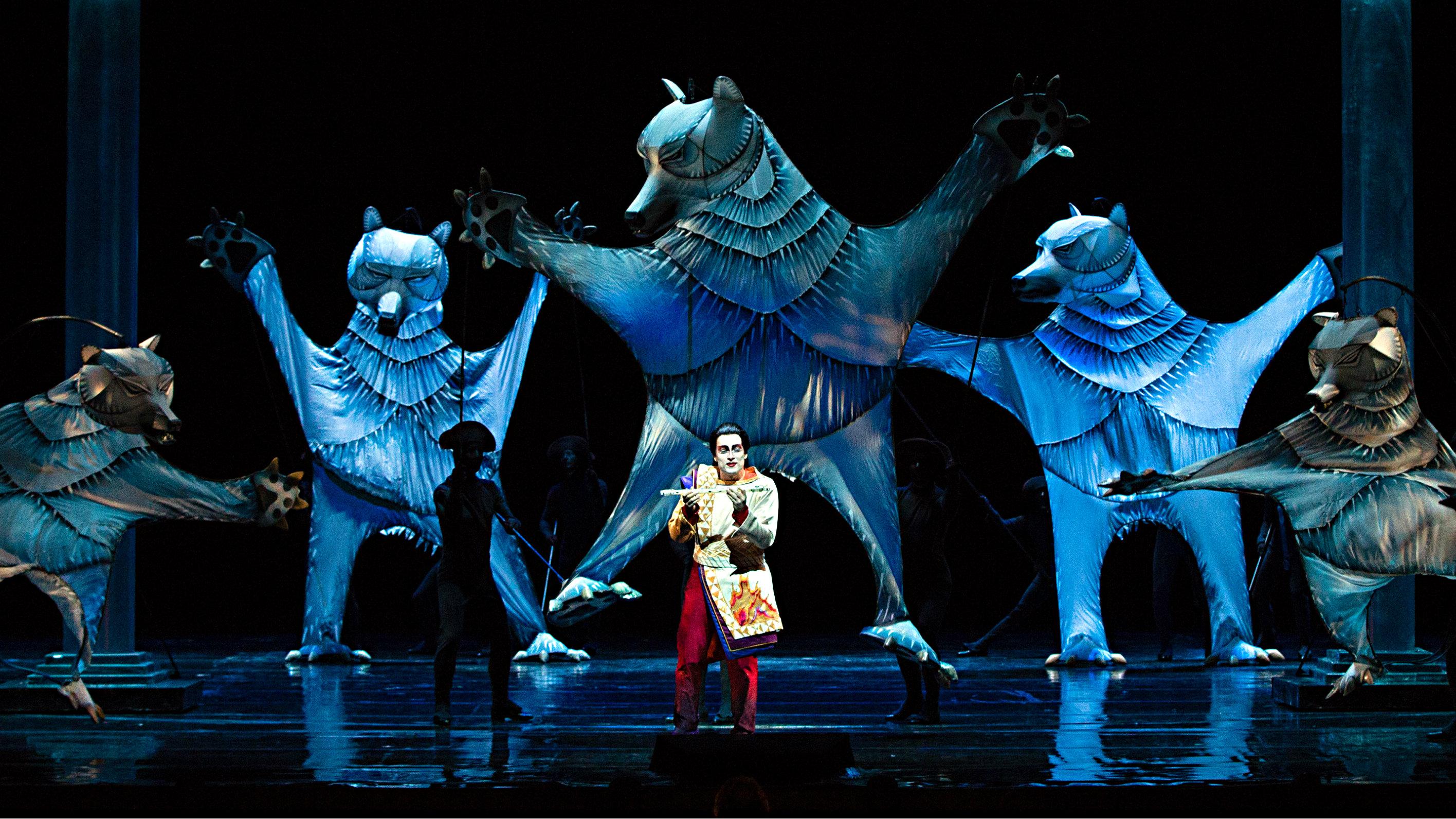 Met Opera Image: Magic Flute
