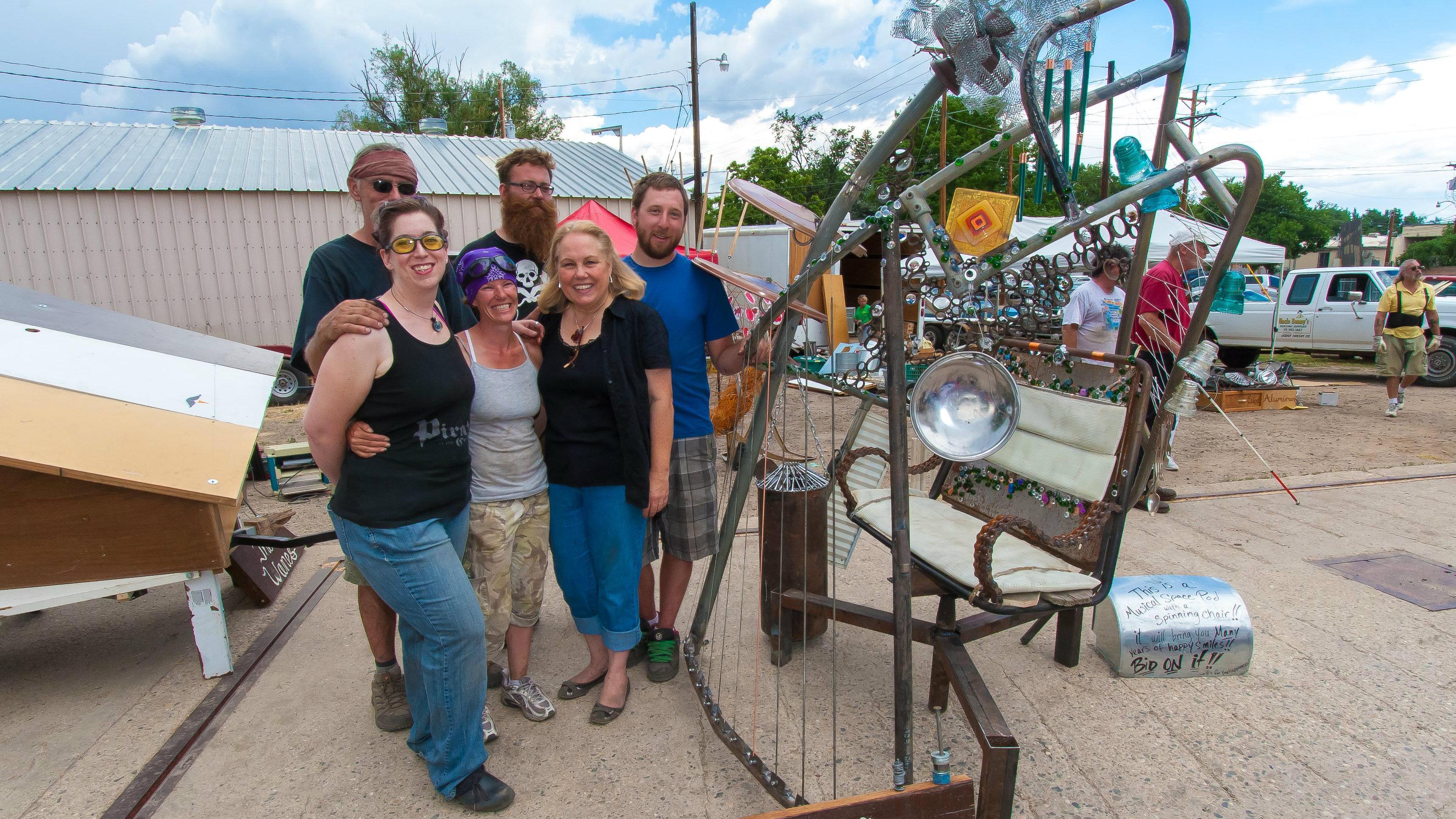 Photo: The Sculpture Games 2013 winner