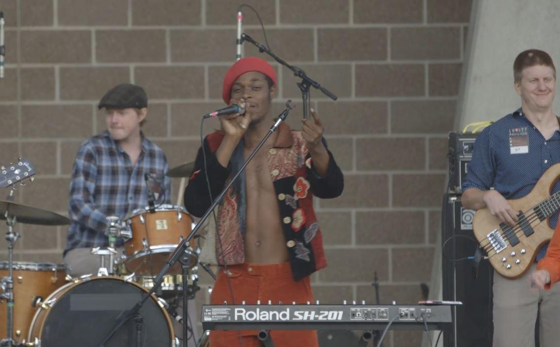Photo: The Other Black at Levitt Pavilion Denver