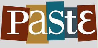 photo: Paste Magazine logo