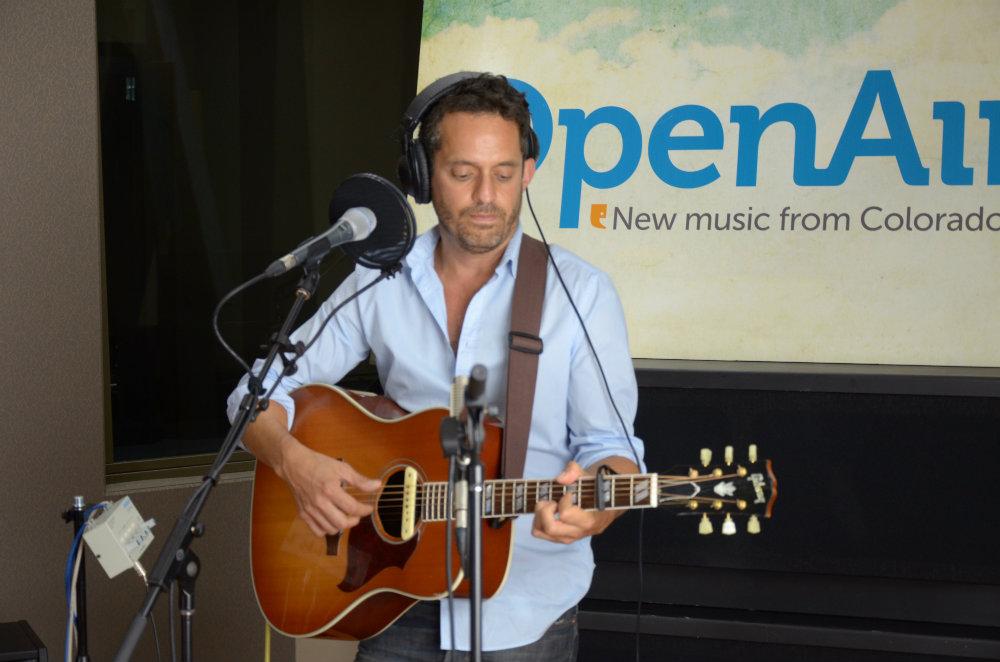 photo: Paul Kimbiris at OpenAir