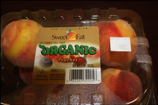 Photos: Recalled peaches