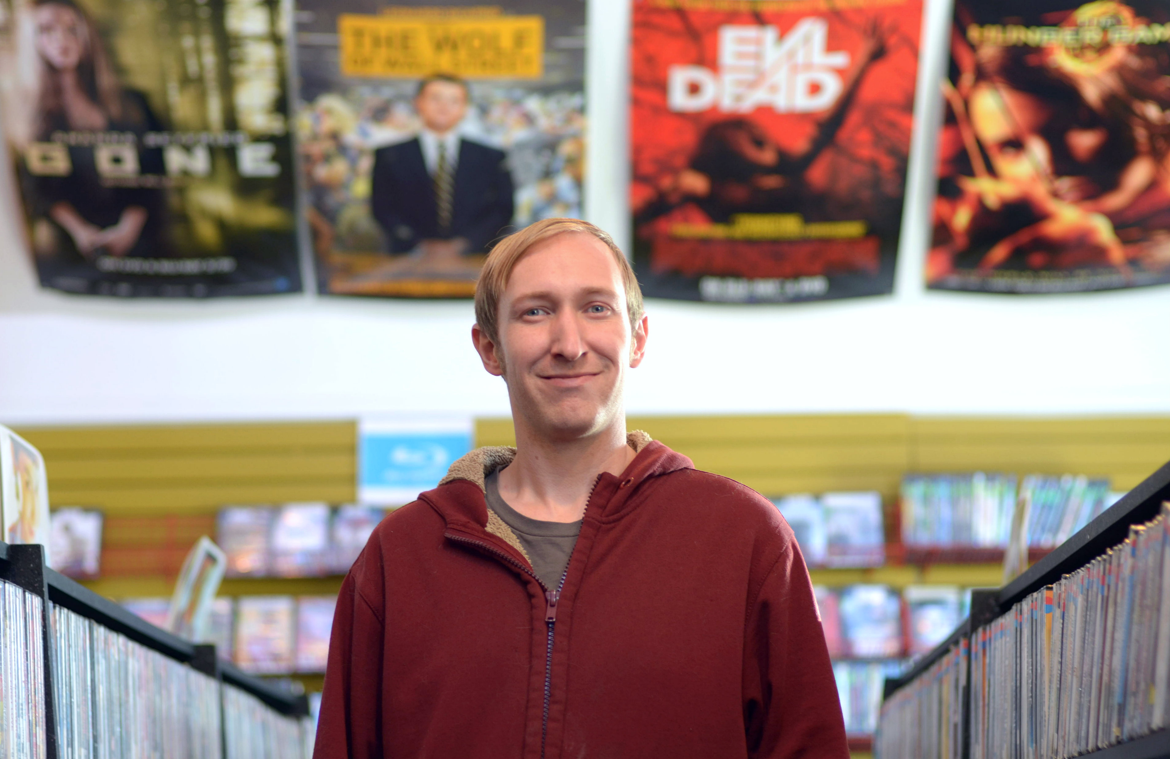 Photo: Jeff Hahn, Owner Of Video One In Denver
