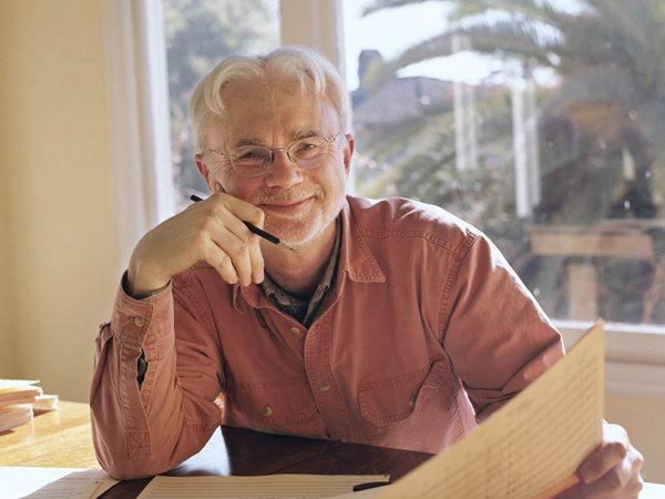 Photo: Composer John Adams