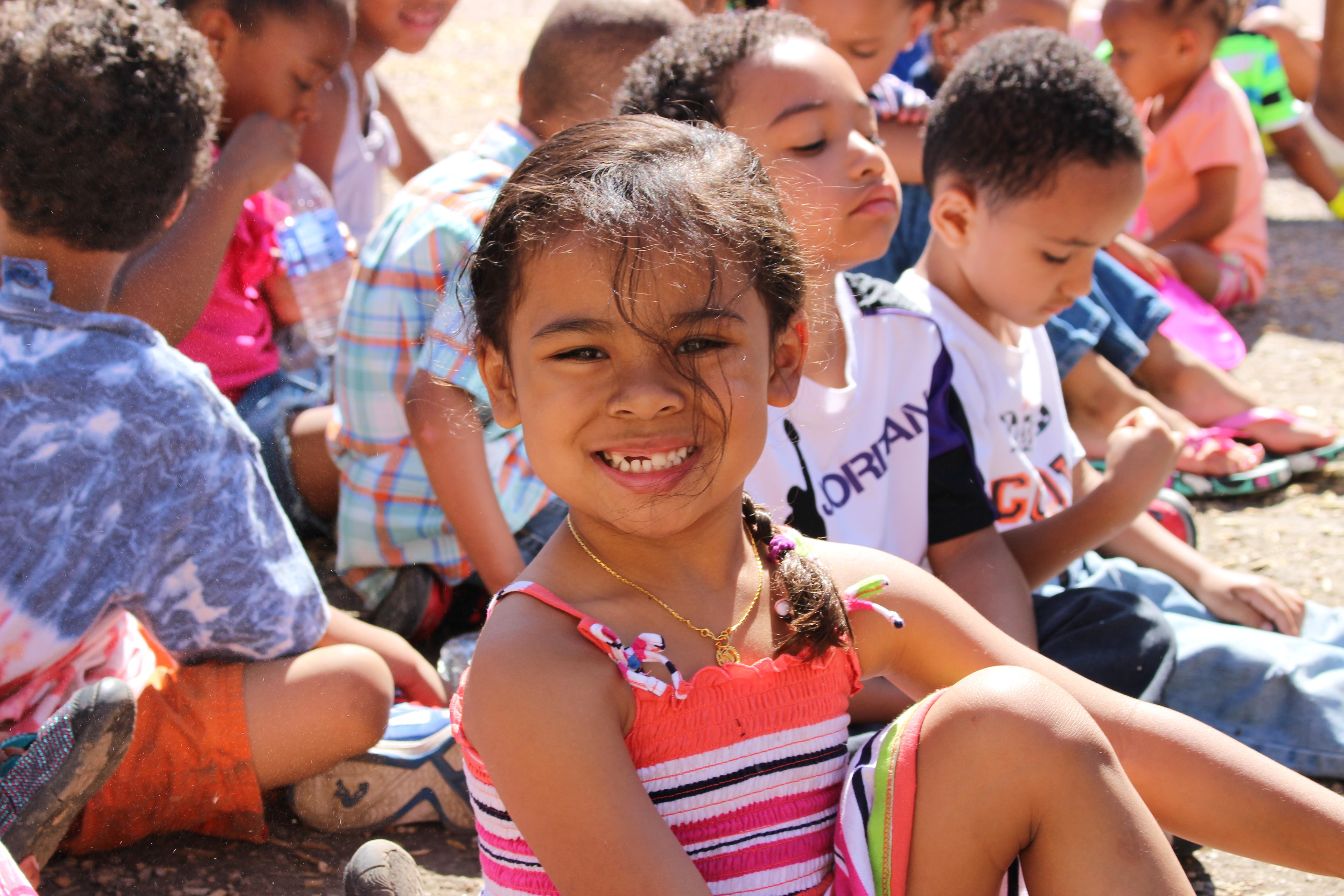 Photo: Child poverty