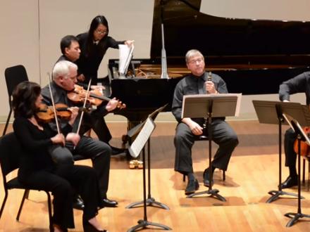 Photo: Overture on Hebrew Themes thumbnail