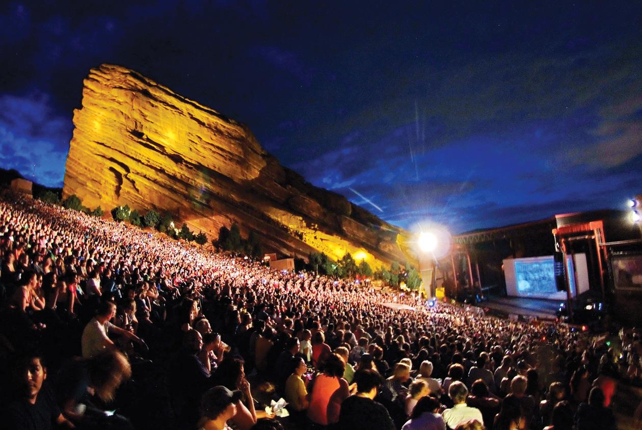 Photo: Red Rocks Concert 2