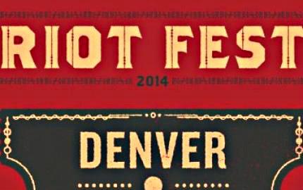 photo: Riot Fest 2014 logo