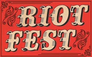 photo: Riot Fest logo