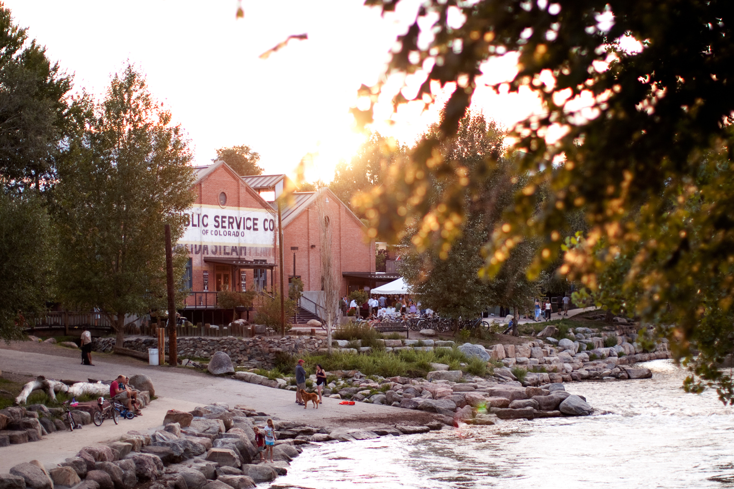Photo: SteamPlant Event Center in Salida