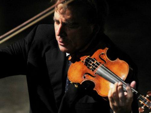Photo: Robert McDuffie, violinist
