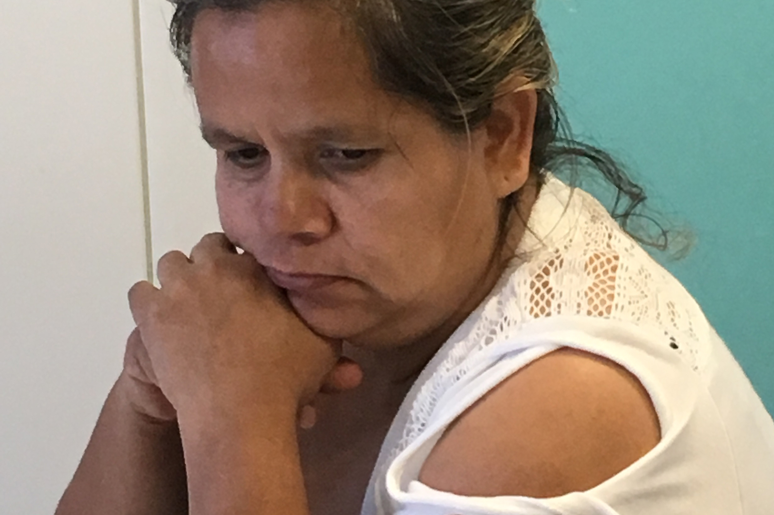<p>Lorena -- who asked that her last name not be published -- saysher 7-year-old son is worried shewill be deported.</p>