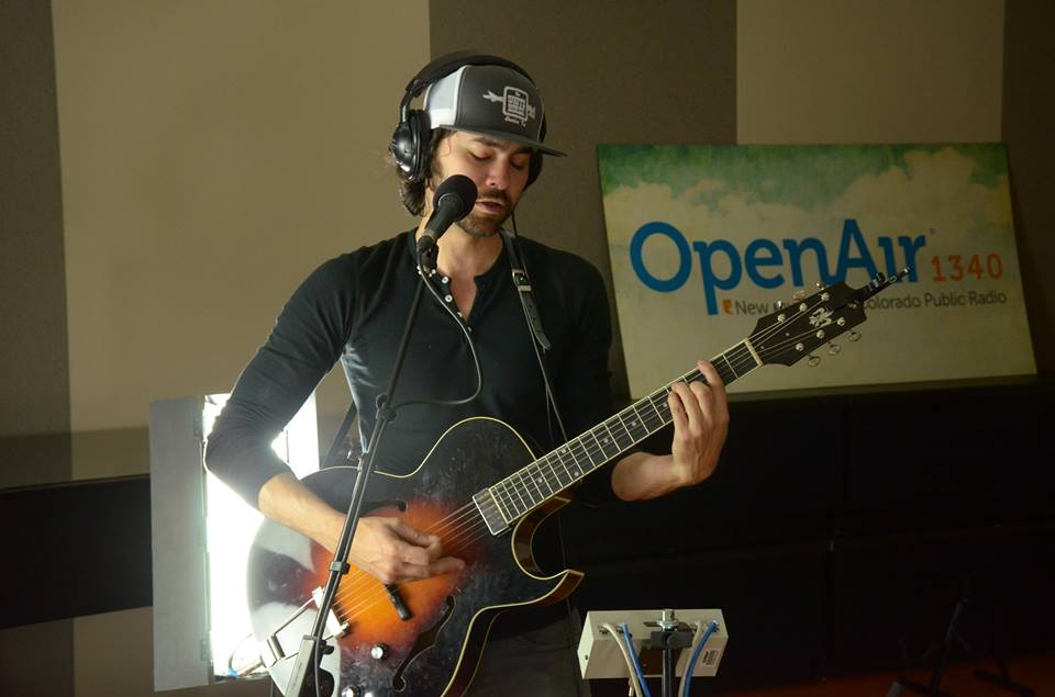 photo: Shakey Graves at OpenAir
