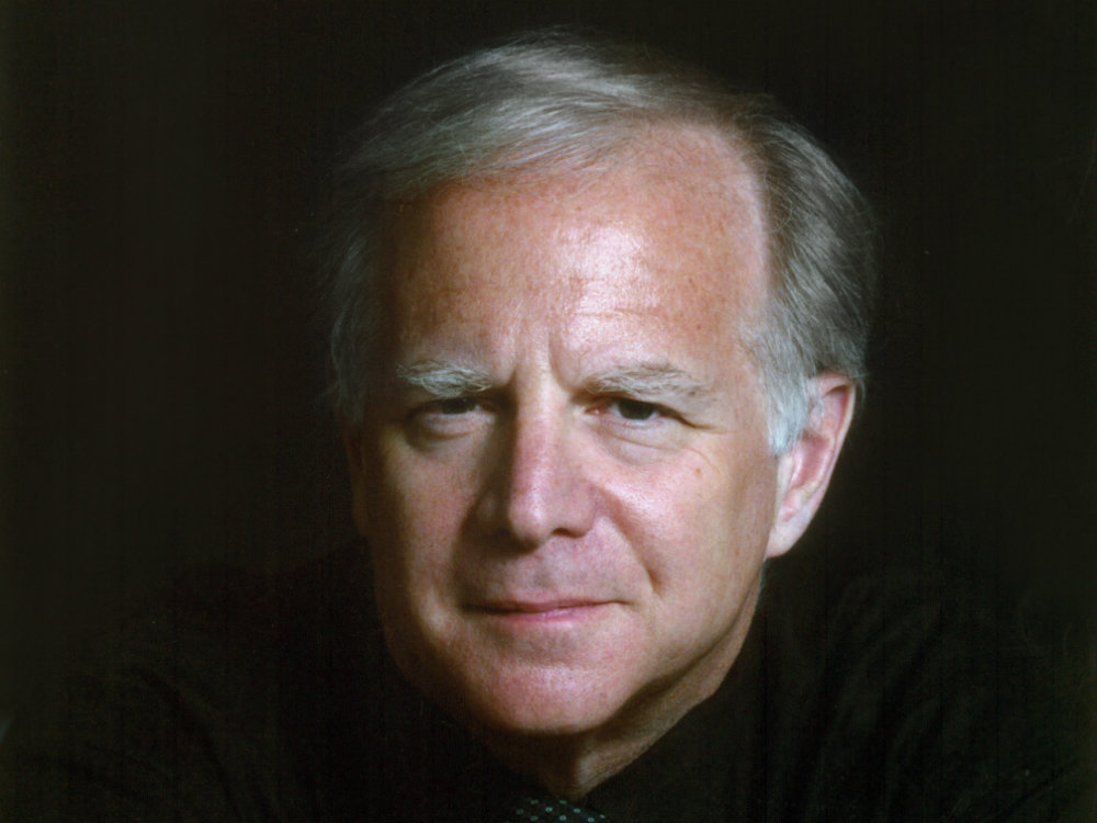 Photo: Conductor Leonard Slatkin