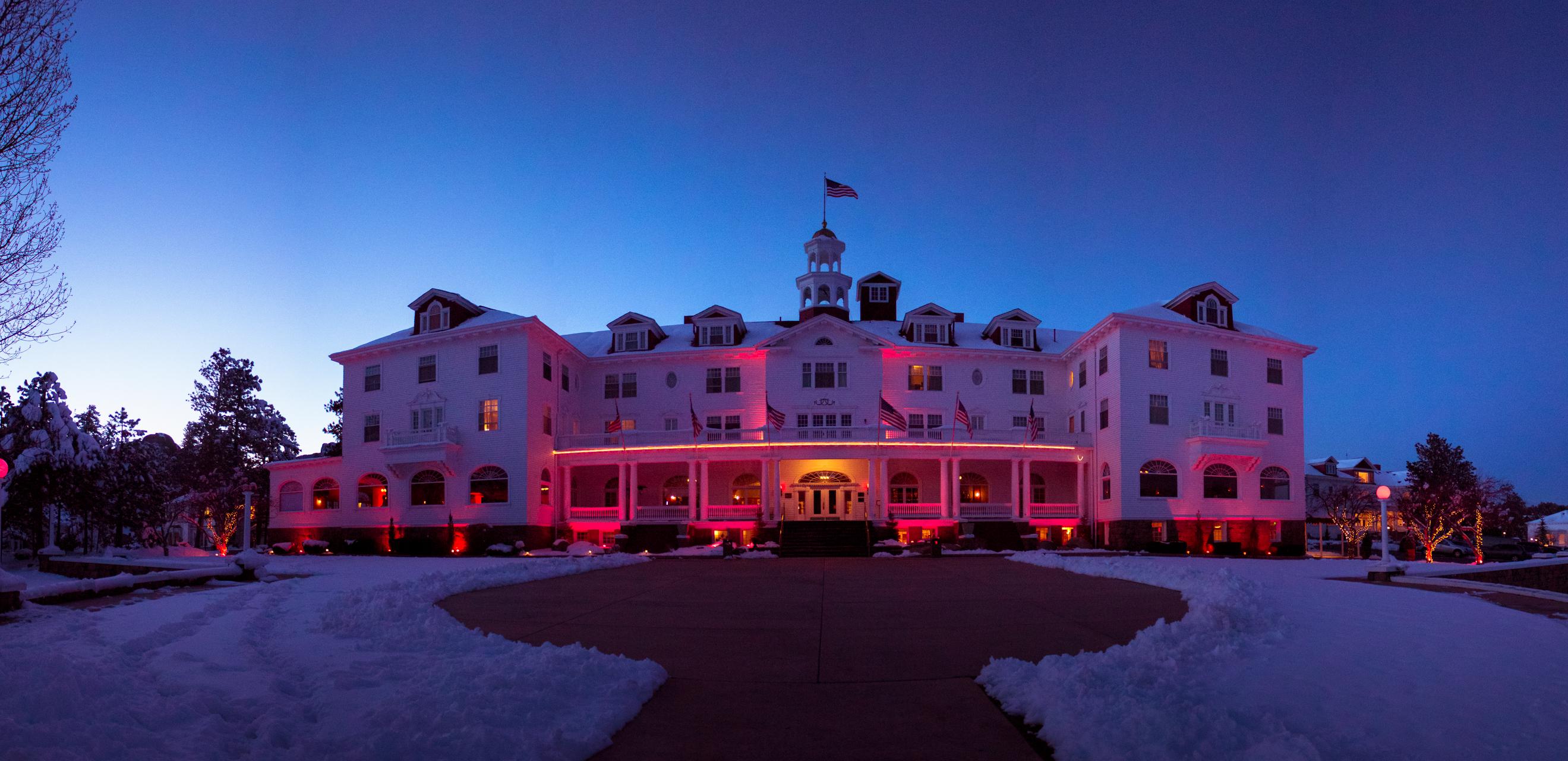 photo: Stanley hotel