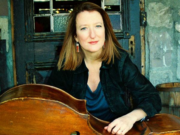 Photo: Susan Cahill, double bass Horizontal crop