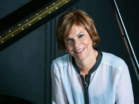 <p>Susan Grace, music director of the Colorado College Summer Music Festival.</p>